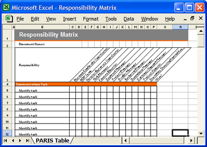 Free Downloadable Excel Templates